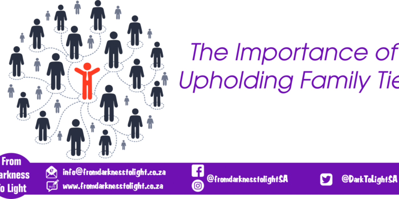 The Importance of Upholding Family Ties