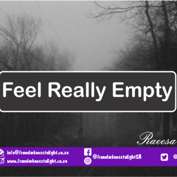Feel Really Empty