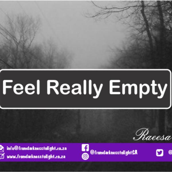 Feel Really Empty